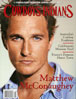 Matthew McConaughey on cover of Cowboys & Indians Magazine