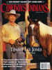 Tommy Lee Jones on cover of Cowboys & Indians Magazine
